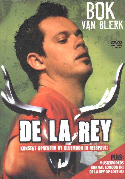 De La Rey DVD
