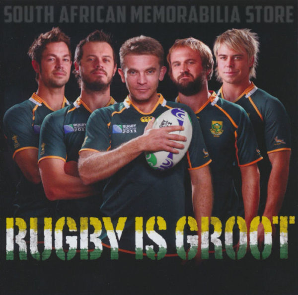 Rugby Is Groot