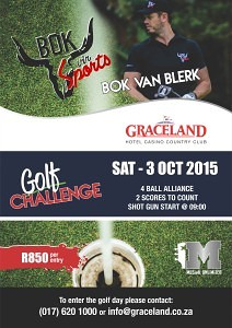 A1 POSTER - Graceland Country Club